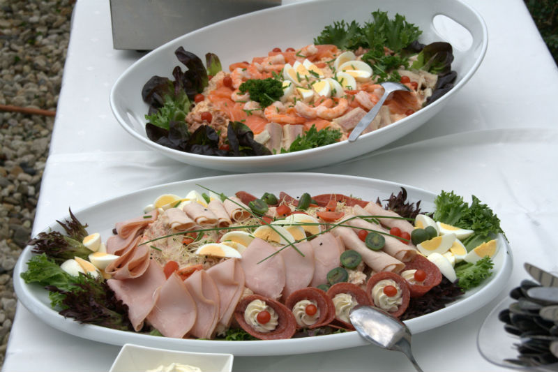 James Catering - Salades