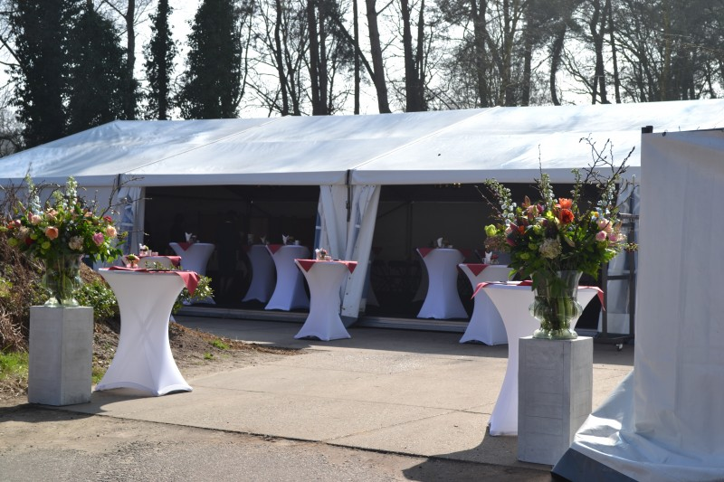 James Catering - Partytent