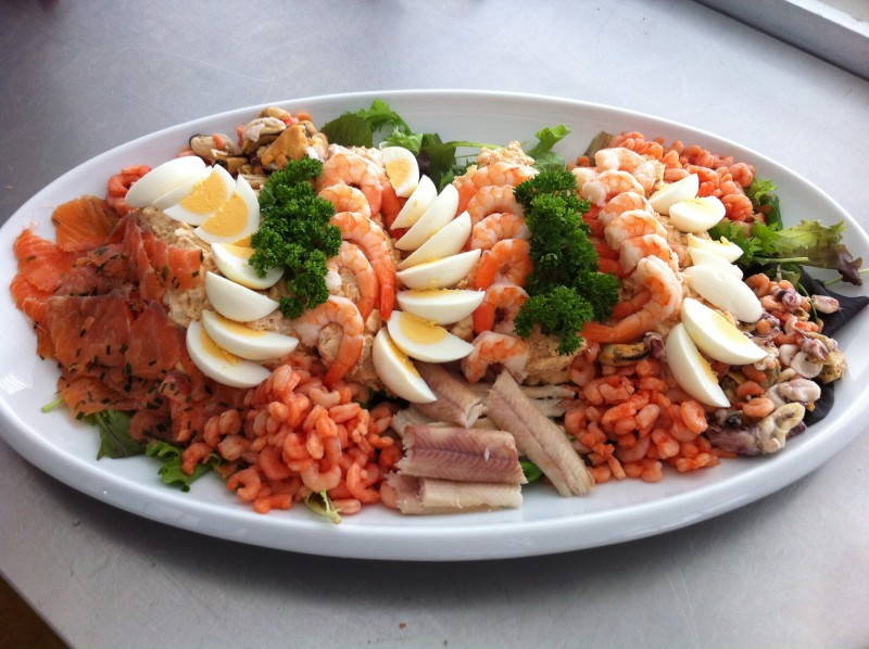 James Catering - Vissalade