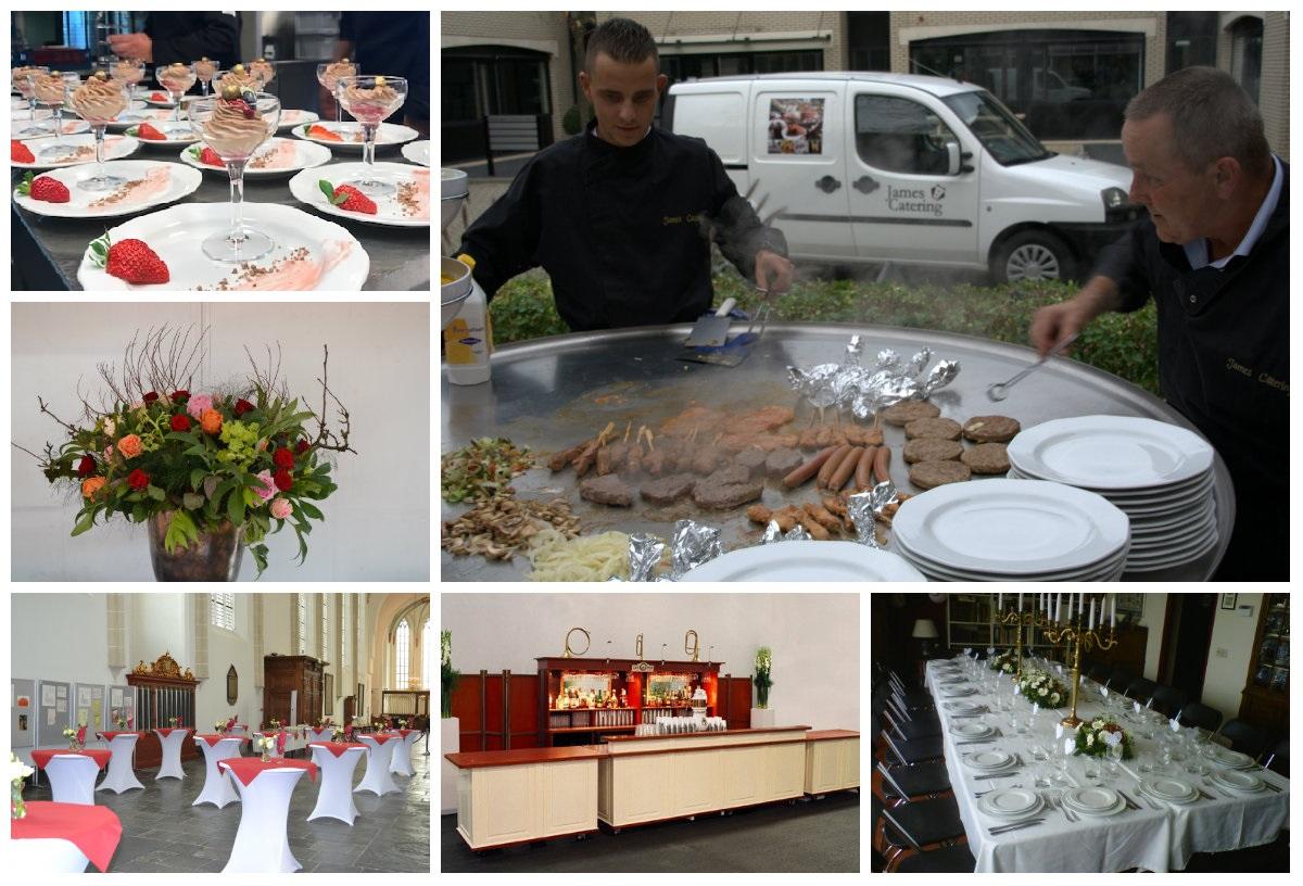 James Catering Partyverhuur Utrecht